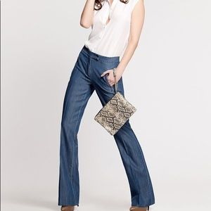 Guess Marciano Rosa Relaxed Straight Leg Trouser